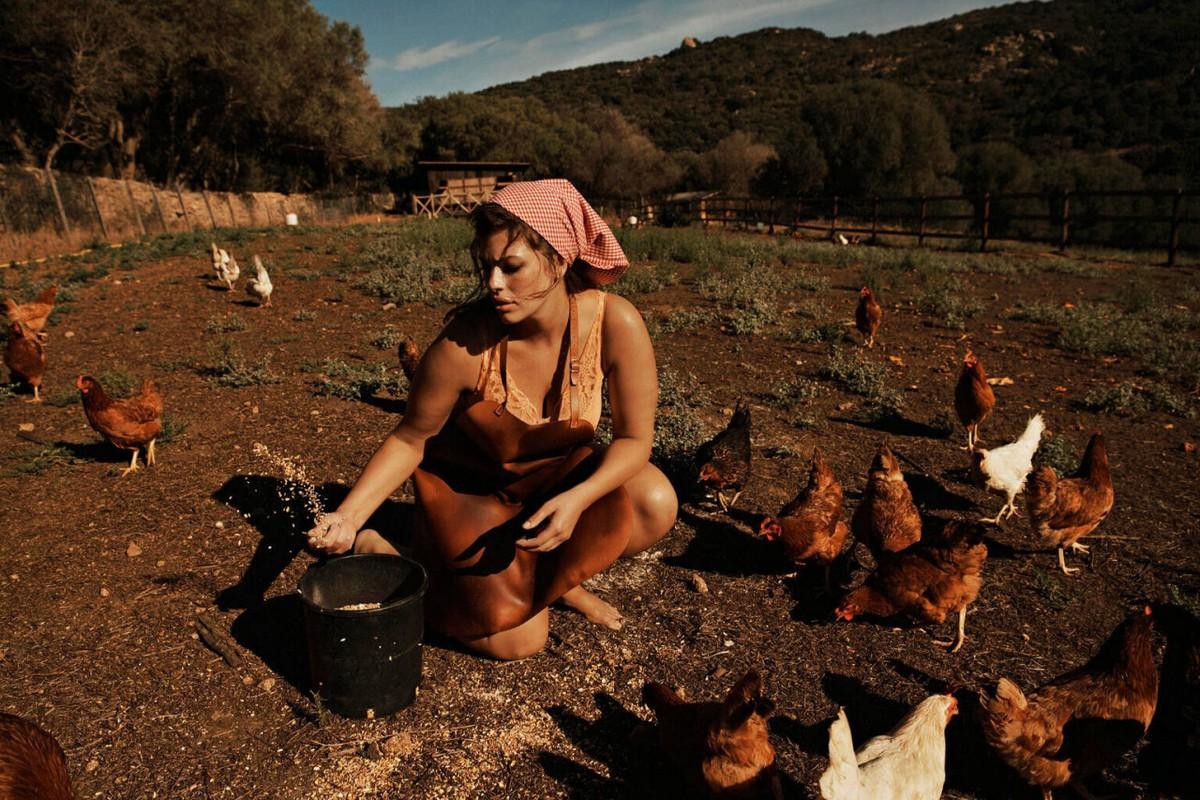 Чувственные снимки девушек от Лахлана Бейли