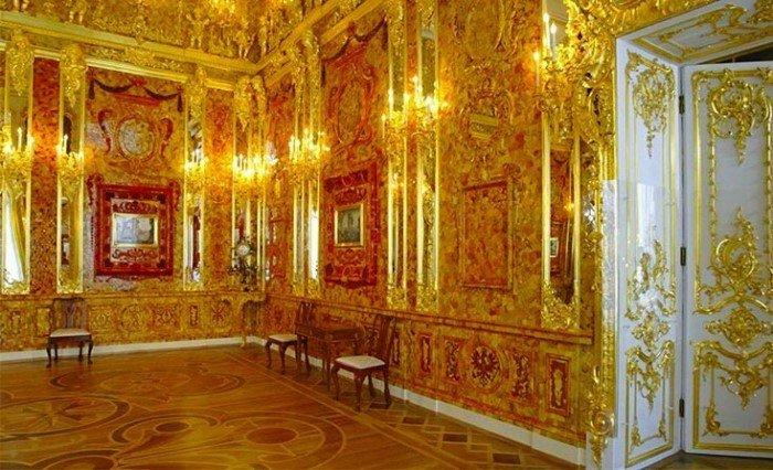 Куда пропала знаменитая Янтарная комната?
