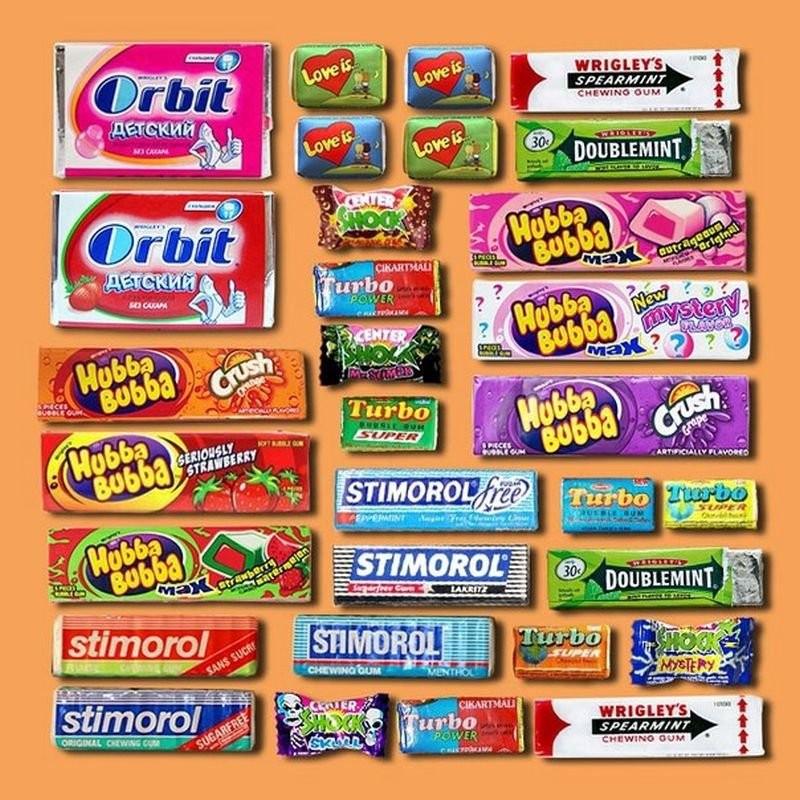 Легендарные бренды из 90-ых, которых уже не встретить на полках магазинов