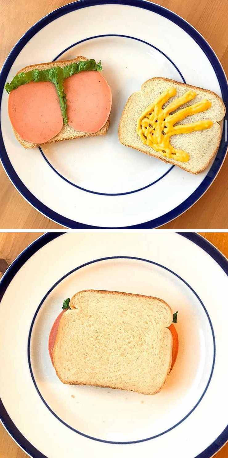 Не все люди готовят и едят одинаково