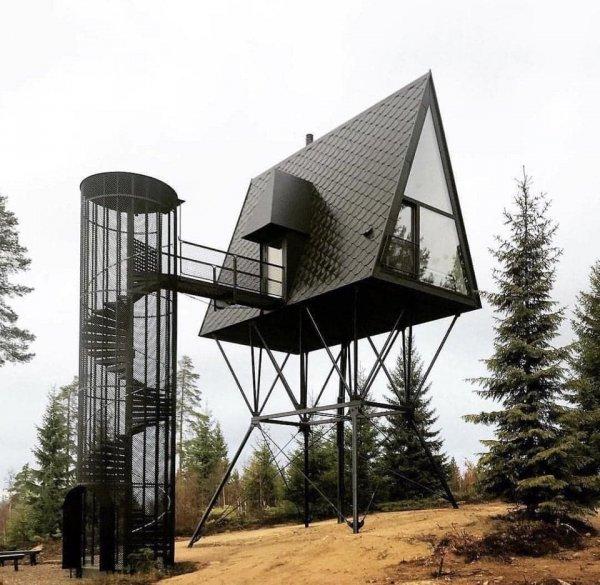 Проекты архитекторов, которые явно переборщили с креативом