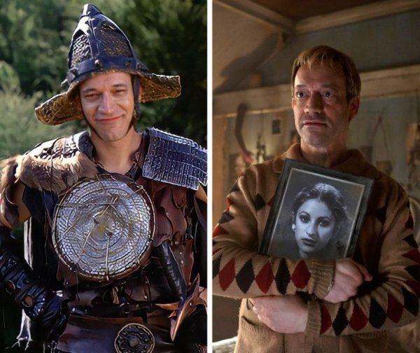 Как изменились актеры сериалов Удивительные странствия Геракла и Зена — королева воинов