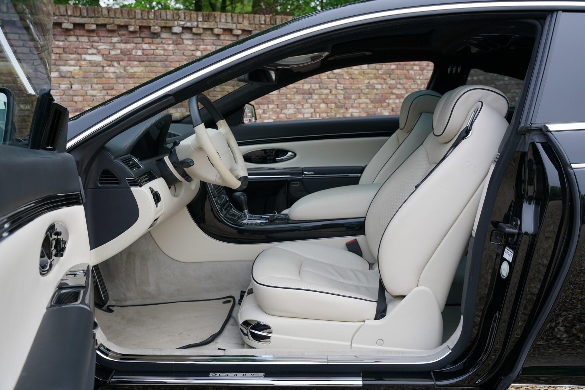 Очень редкий Maybach 57S Xenatec Coupe выставили на продажу