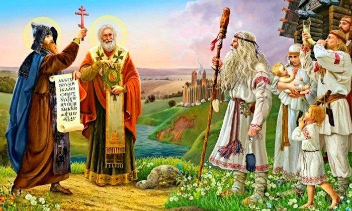 Почему на Руси вели летоисчисление от 5508 года до н. э.?