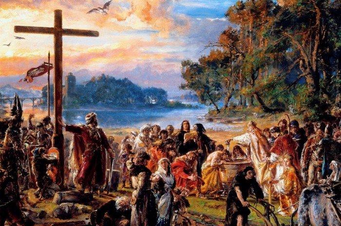 Почему не все славяне стали православными?