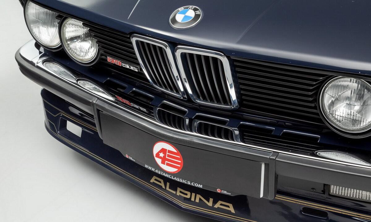 Alpina B9 E28 1983 года — альтернатива классическому BMW M5