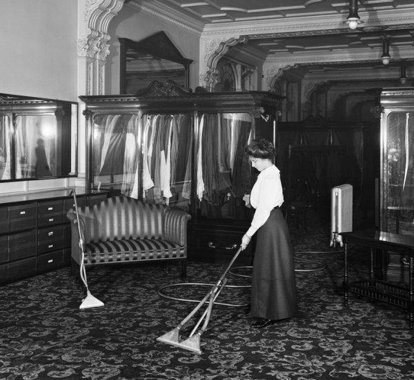 Интересные ретрофотографии, которые перенесут нас в прошлое