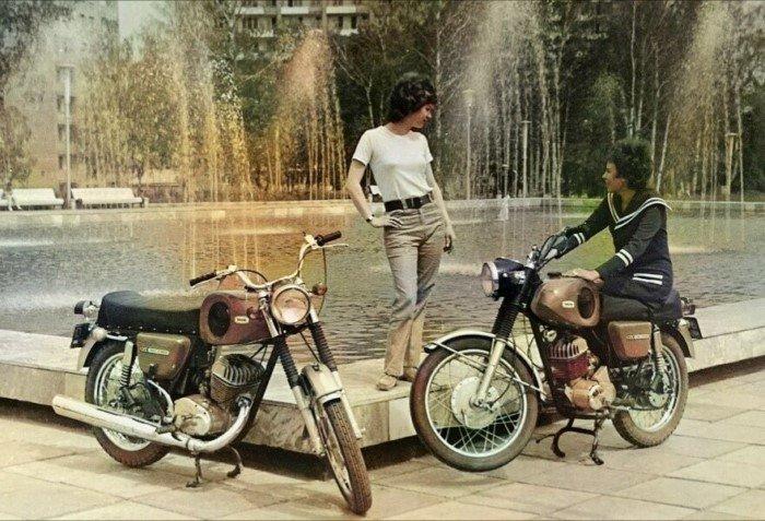Крутые мотоциклы, о которых мечтал каждый школьник в СССР