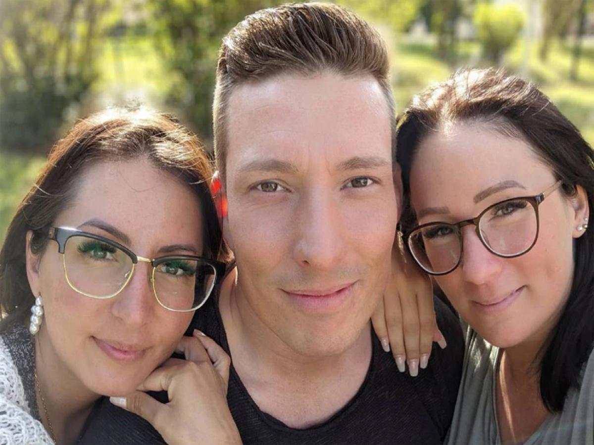 Отец двоих дочерей планирует жениться на двух женщинах