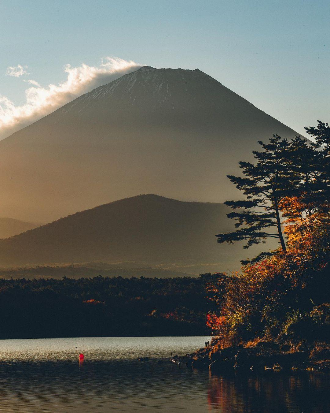 Пейзажи и улицы Японии на снимках Юма Ямашиты