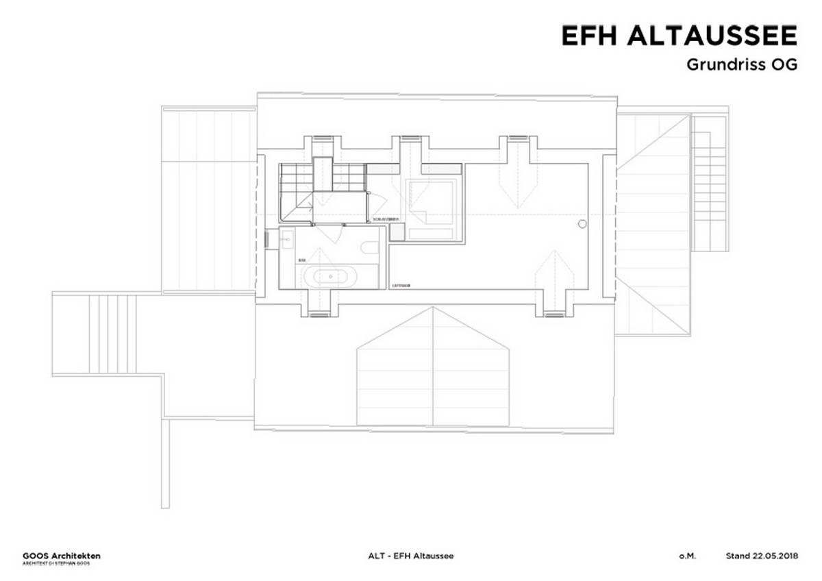 Преображение и расширение старого дома в Австрии