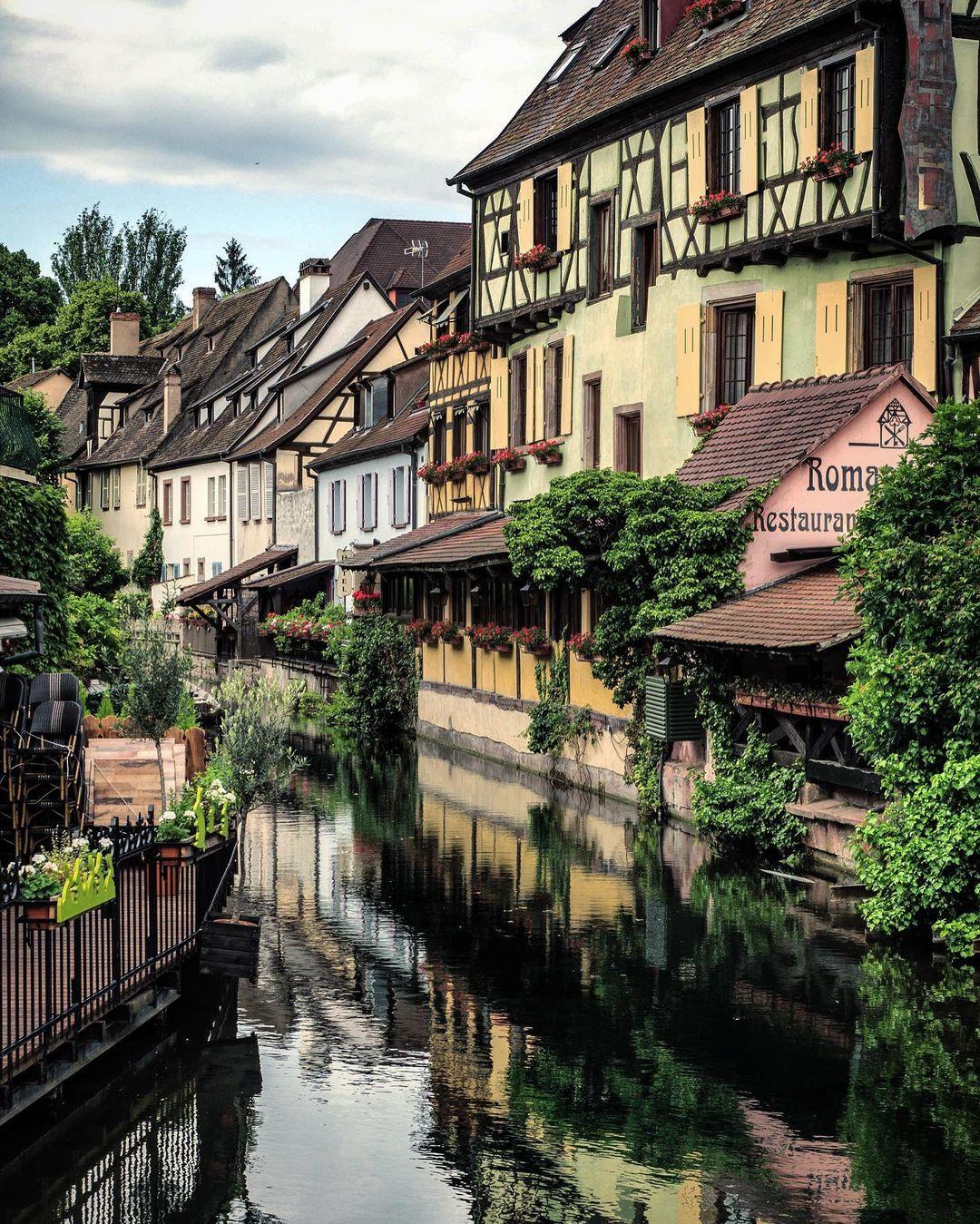 Архитектура и улицы европейских городов на снимках Пьера Брауэра