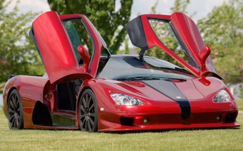 Самые быстрые автомобили мира в 2021 году
