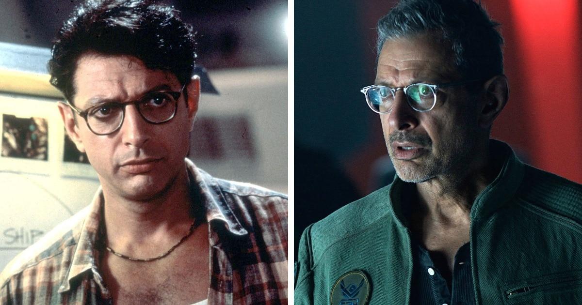 Как менялись известные киноперсонажи, которых играли одни и те же актеры в течение многих лет