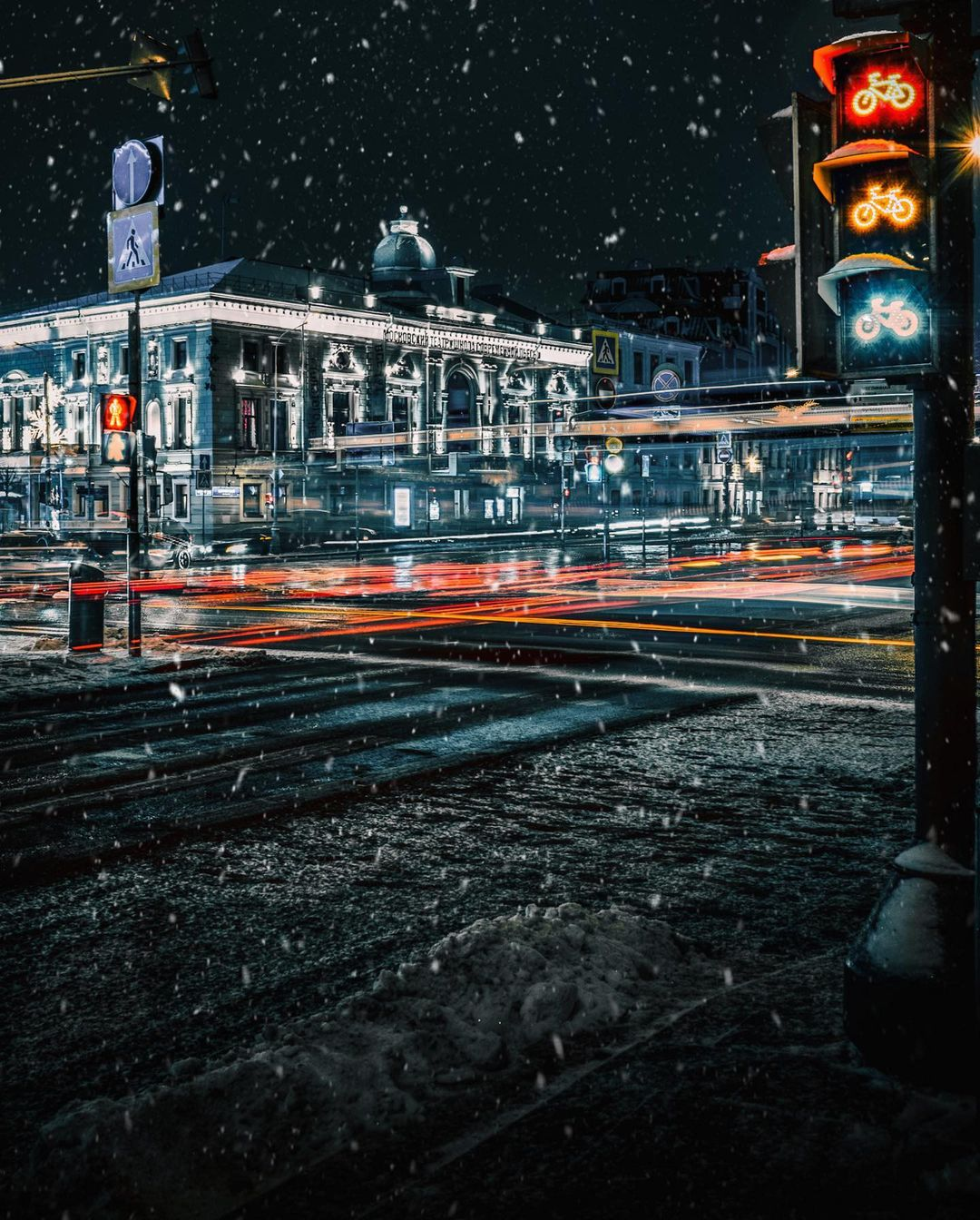 Снимки Москвы от Михаила Деревянова