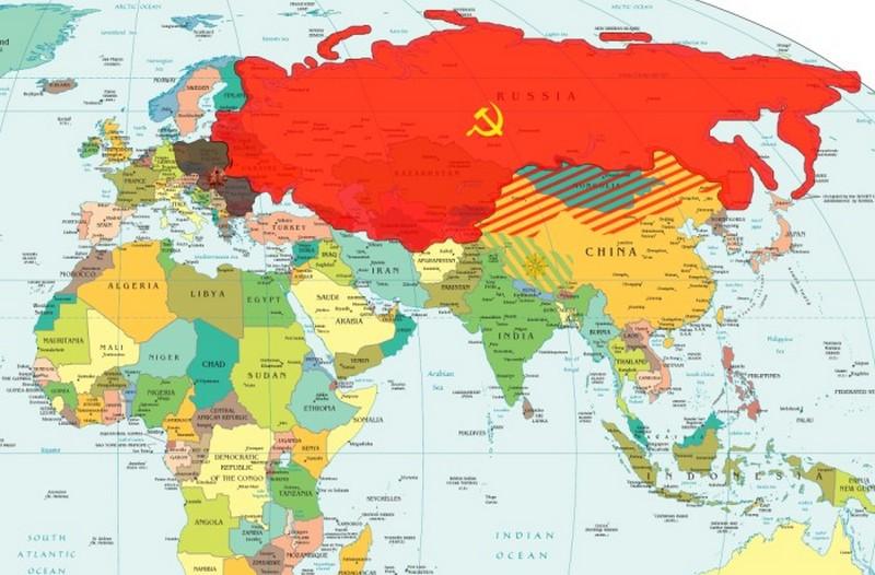 Страны, которые исчезли в ХХ веке с карты мира, кроме СССР