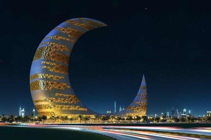 Самые необычные здания и сооружения со всего мира