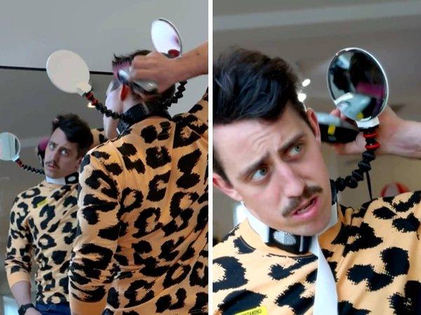 Новые забавные и странные изобретения от Мэтта Бенедетто