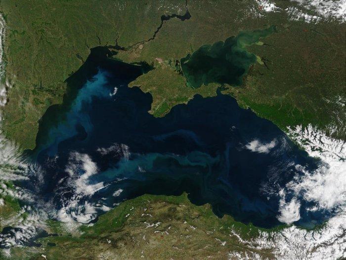 Самые удивительные факты о Черном море