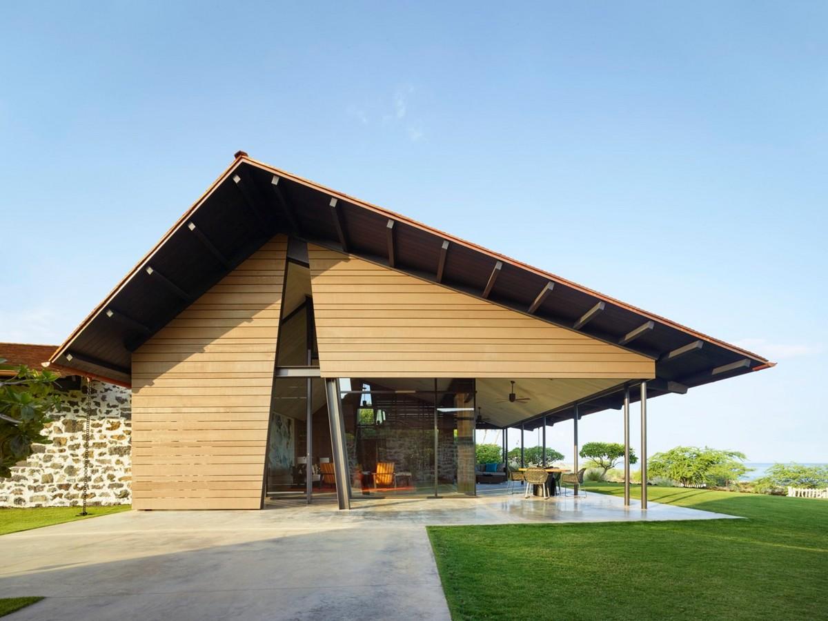 Семейная резиденция для отдыха и встреч на Гавайях