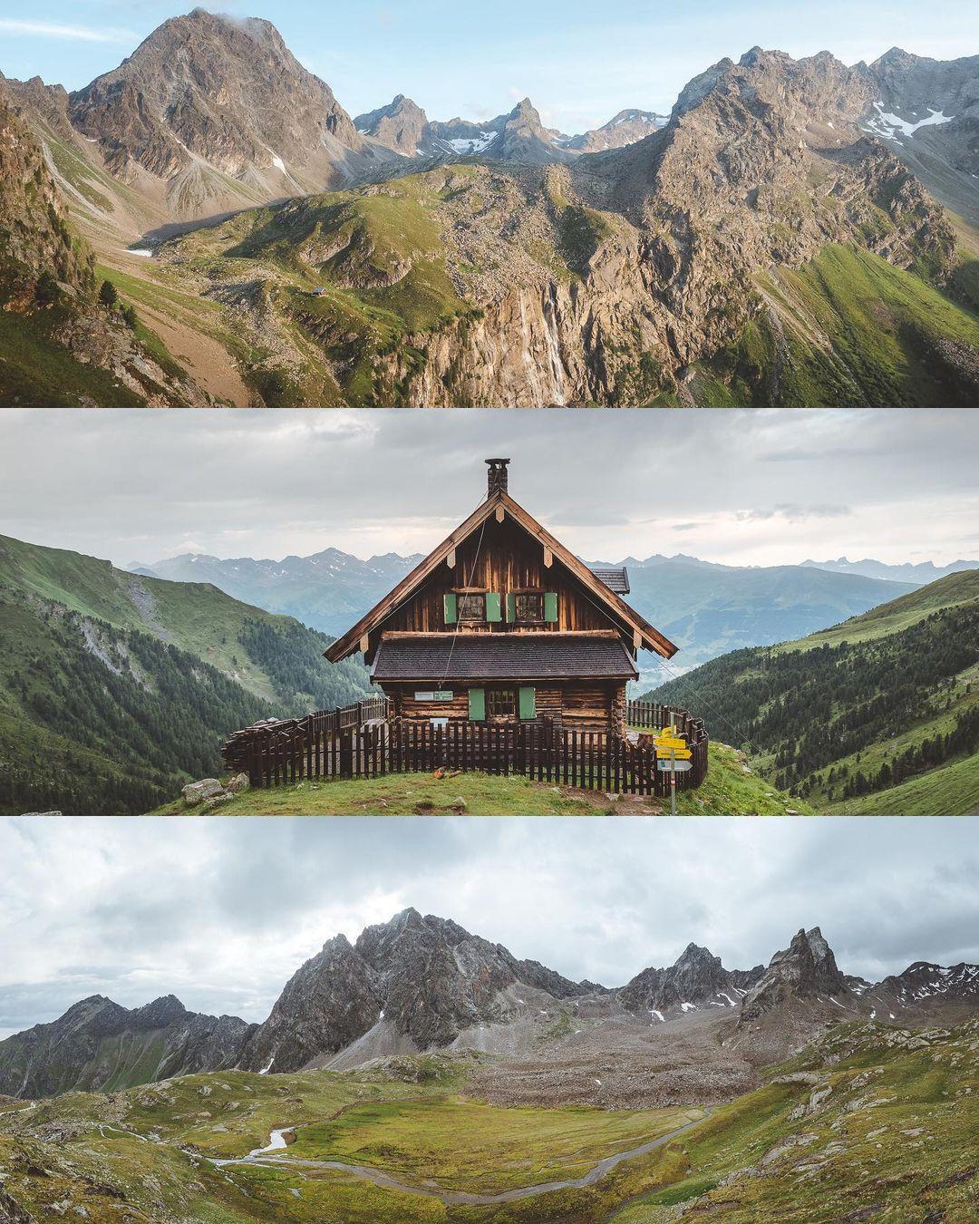 Путешествия и приключения на снимках Романа Хубера