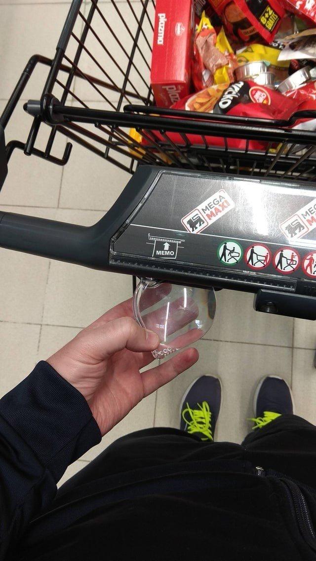 Действительно интересные фишки из зарубежных супермаркетов