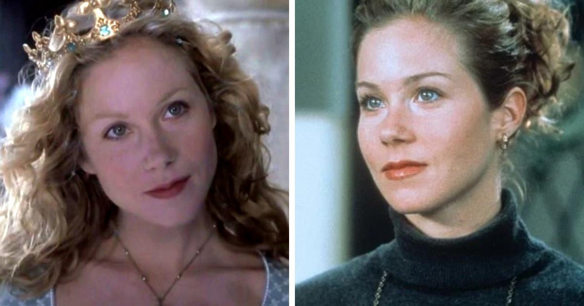 Иногда известные актёры играли сразу нескольких персонажей в одном фильме