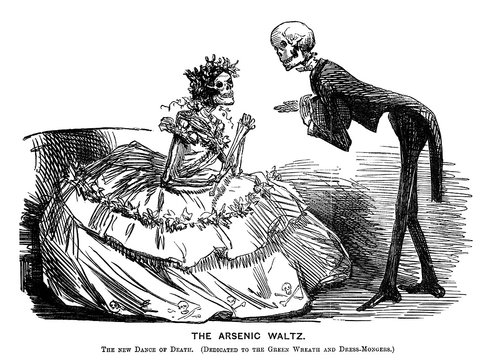 Опасные косметические средства прошлого, от которых женщины умирали