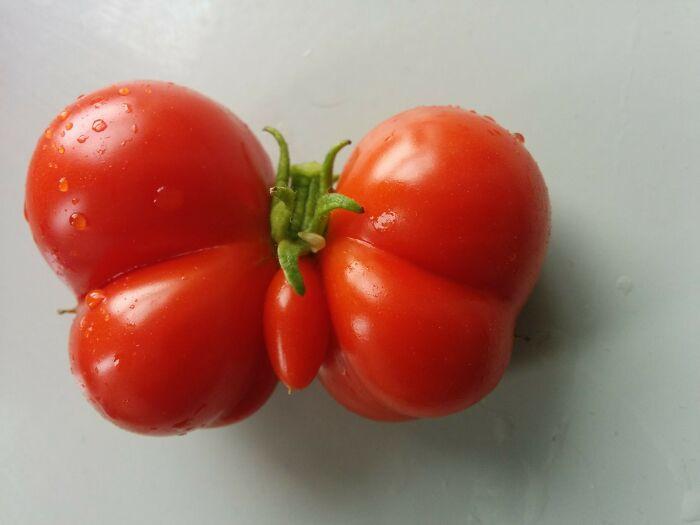 Овощи и фрукты необычной формы, которые похожи на что-то другое