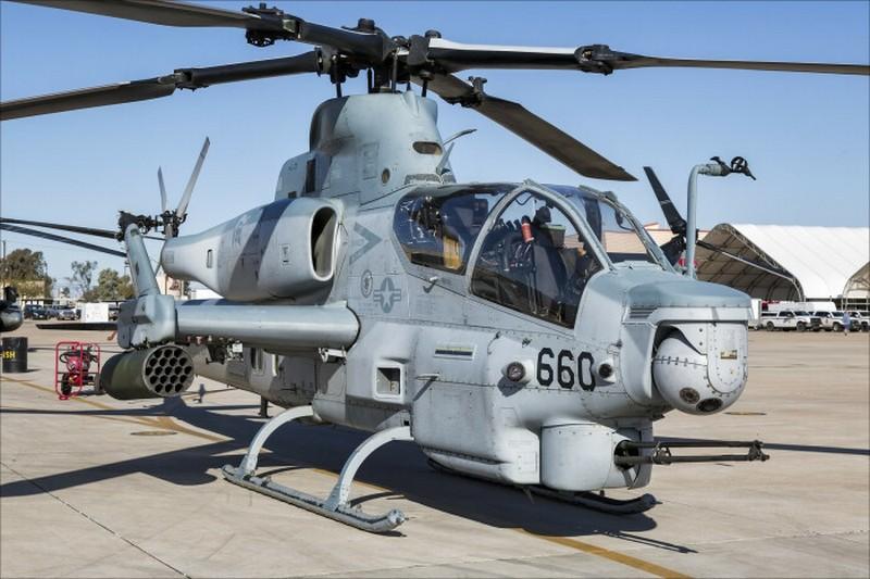 Самые лучшие ударные вертолеты в мире
