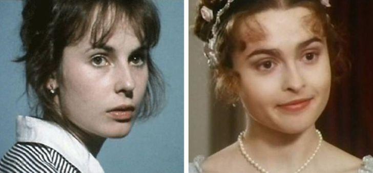 Советские и зарубежные кинозвезды в одном возрасте на снимках