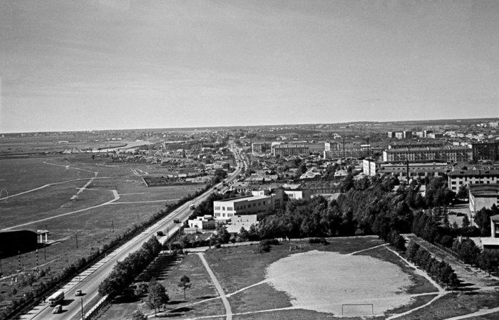 Какие города Москва поглотила за последние 100 лет