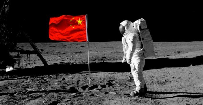 Для чего китайцы хотят построить на Луне обитаемую базу?