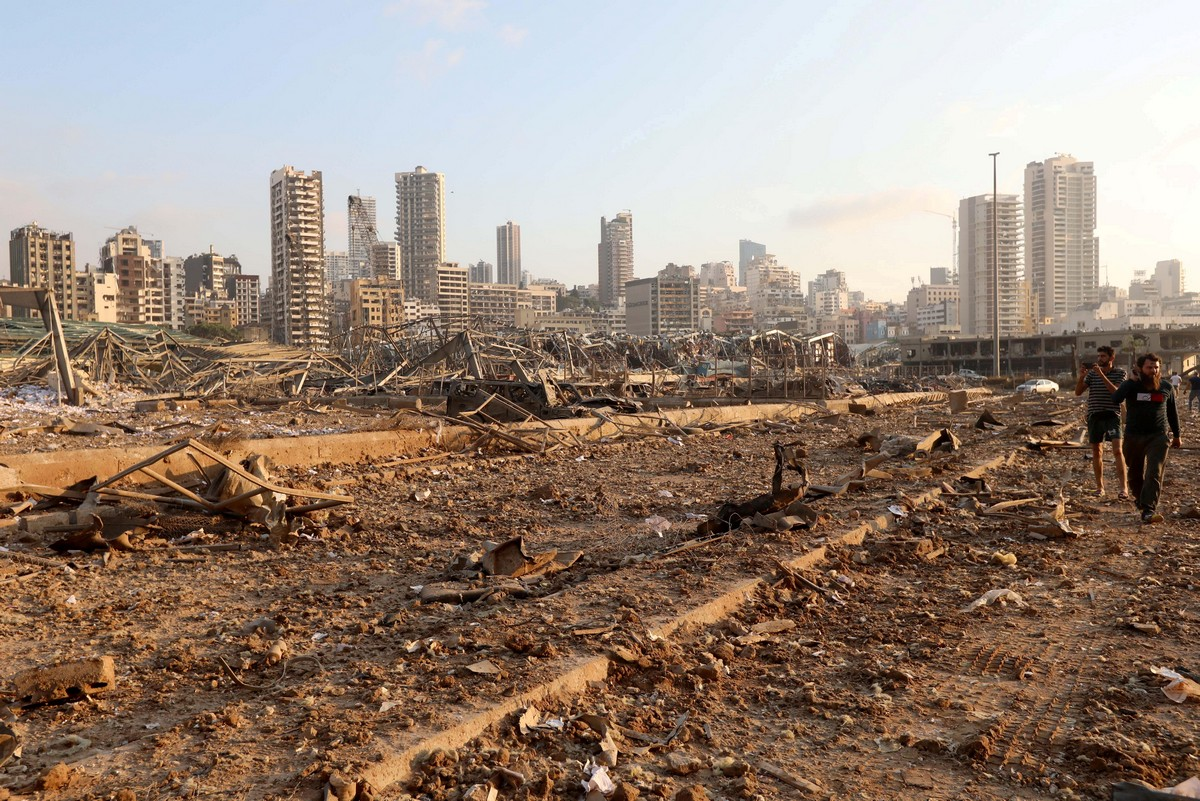 Повседневная жизнь в Ливане
