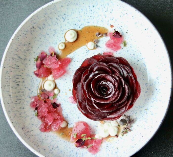 Примеры красивой подачи еды, когда внешний вид блюд радует глаз