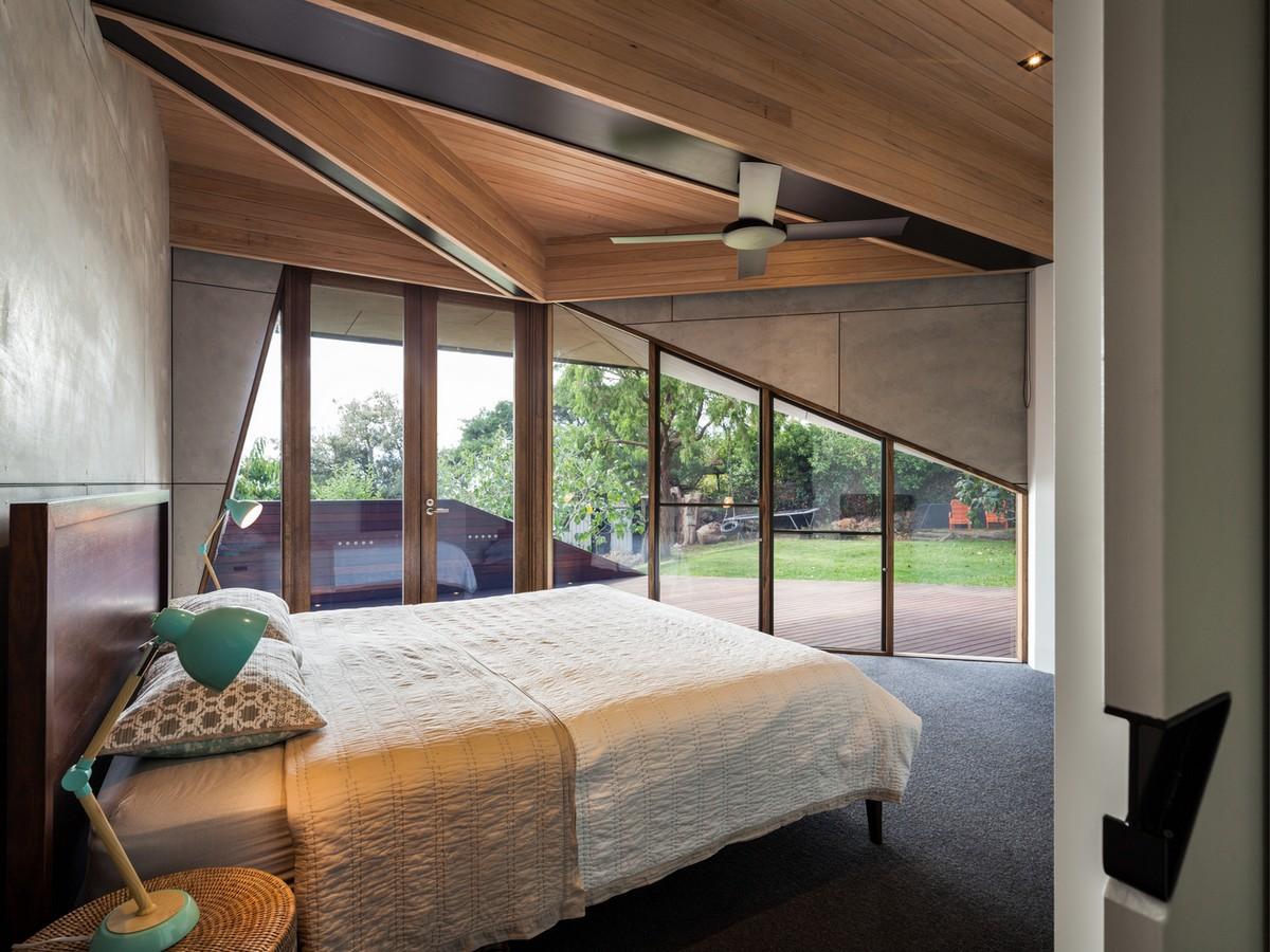 Реконструкция старого деревянного дома в Австралии