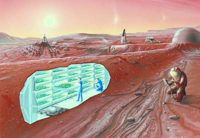 Сможет ли человечество переселиться на другую планету?