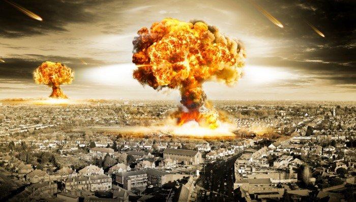 Что произойдёт, если взорвать ядерную бомбу у побережья США?