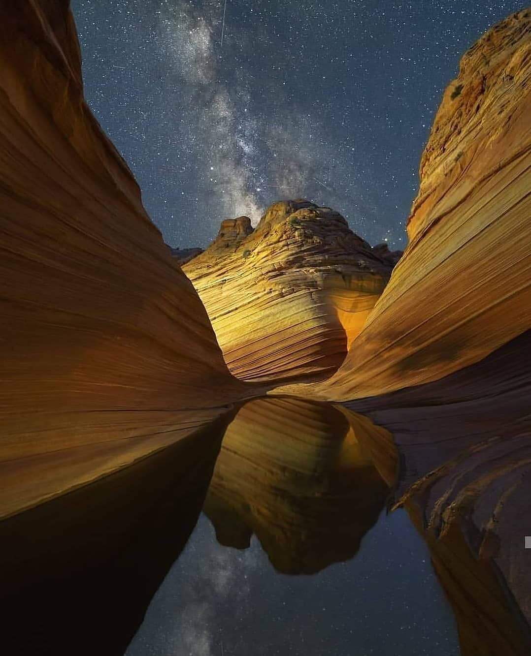 Природа и путешествия на снимках Дастина Лефевра