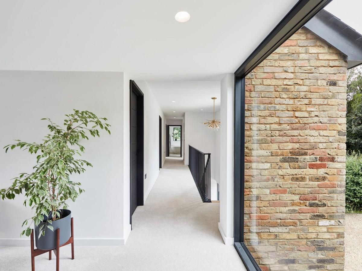 Обновление кирпичного дома в Великобритании