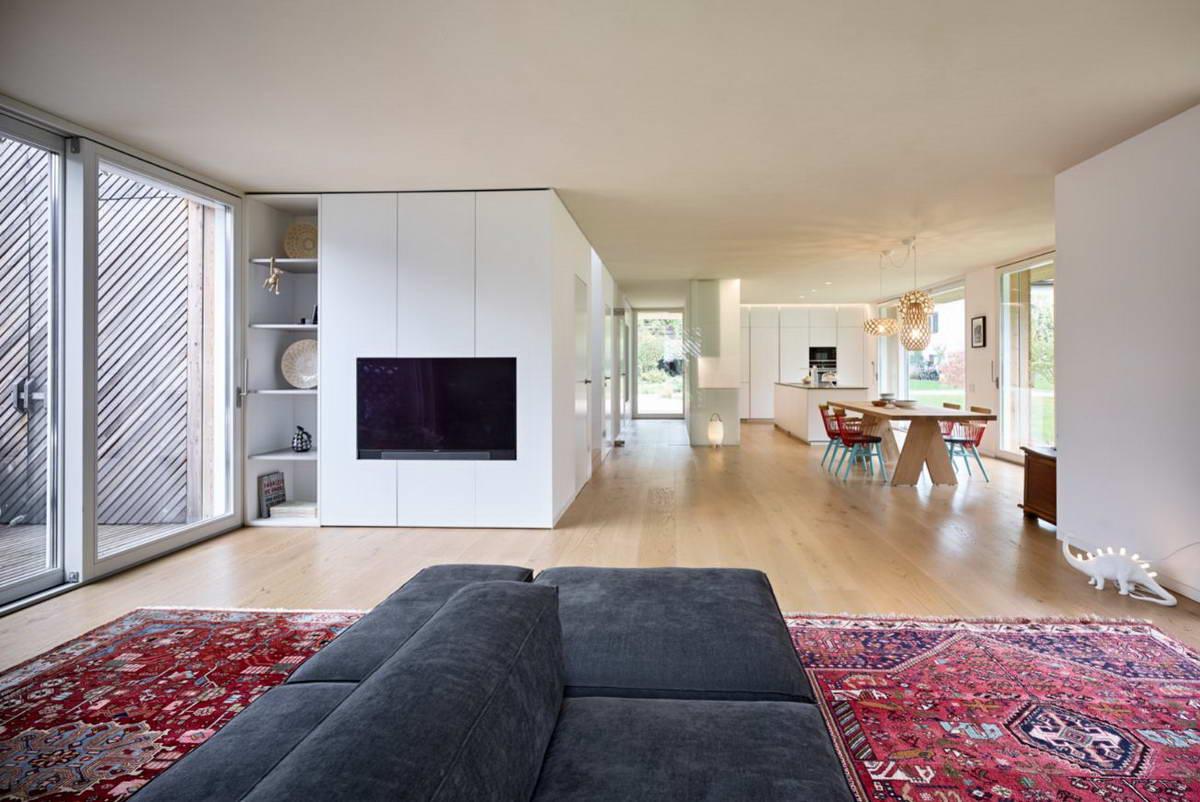 Простой и элегантный семейный дом в Италии