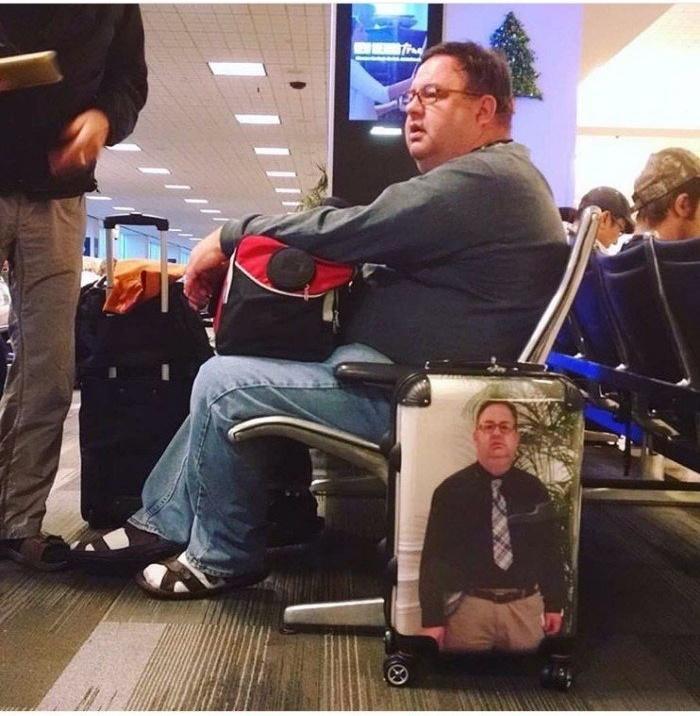 Забавные ситуации и вещи, которых не ожидаешь встретить в аэропорту