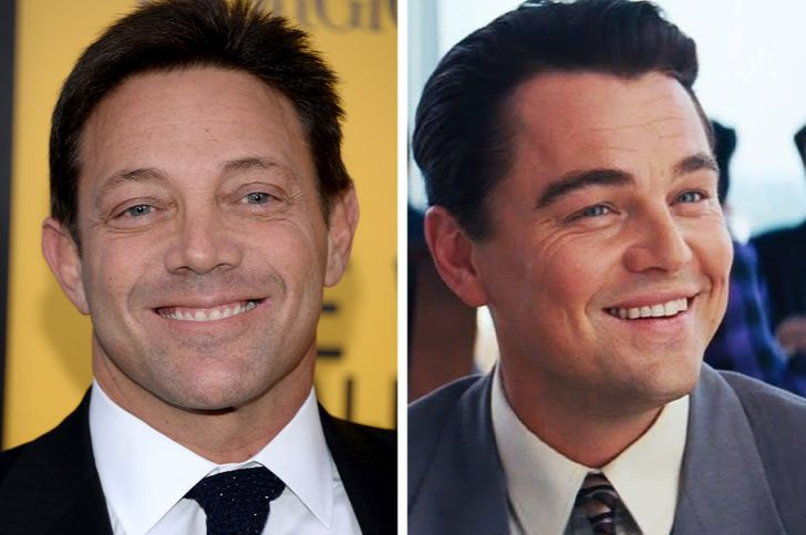 Известные мужчины и актеры, которые сыграли их в кино