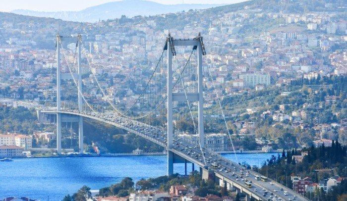 Для чего Турция превращает Стамбул в остров?
