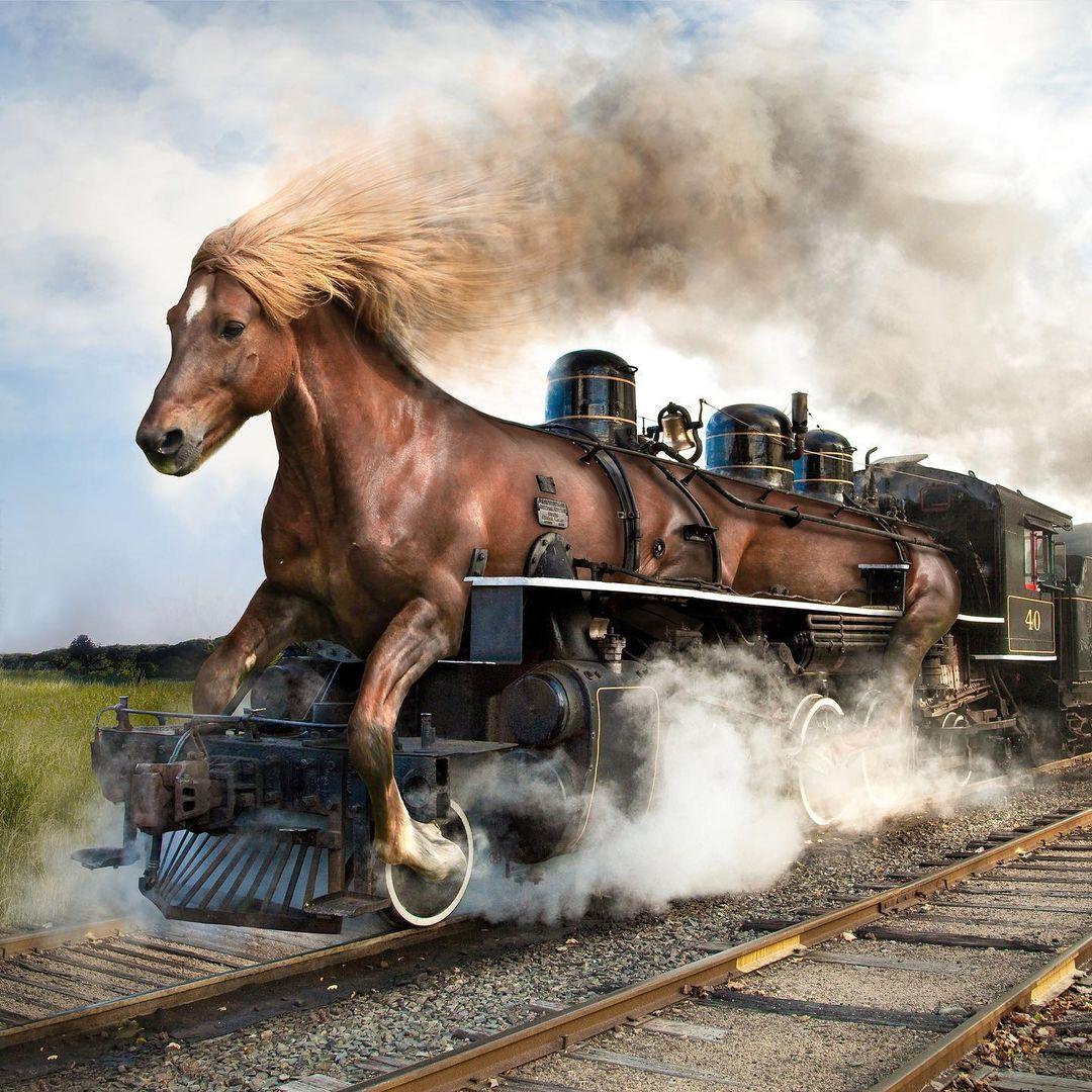 Удивительные сюрреалистические фотоманипуляции от Инго Линдмайера