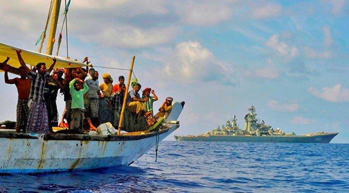 Куда пропали все сомалийские пираты?