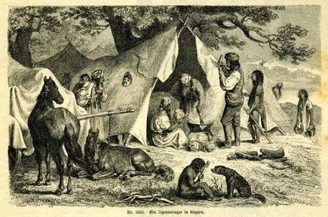 Почему цыгане стали кочевым народом?