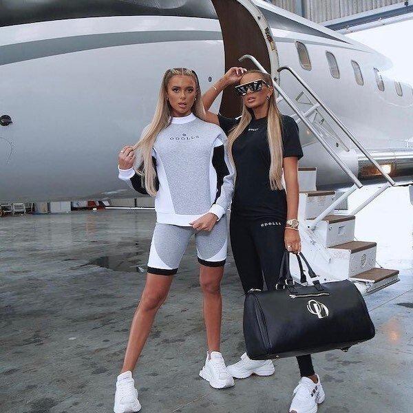 Снимки инстаграм-блогеров, богатству которых можно только позавидовать