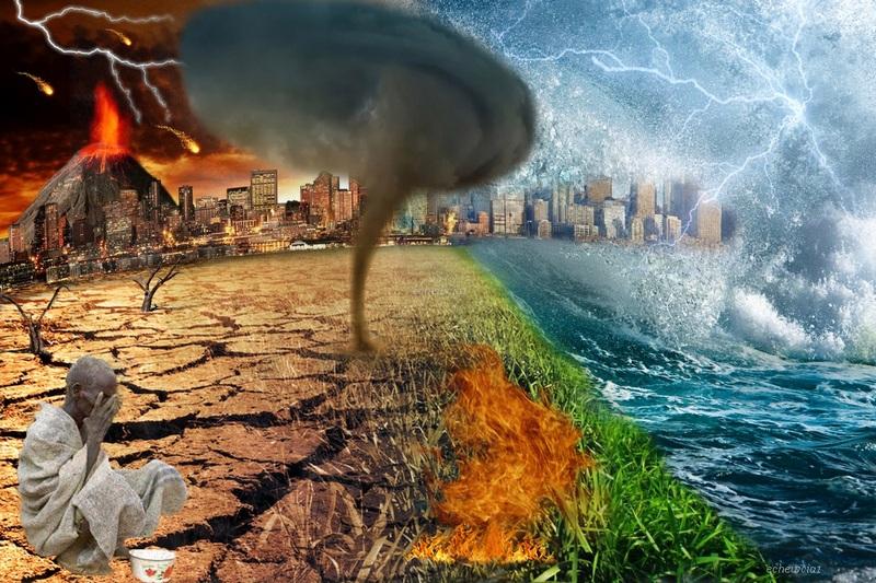 Крупнейшие стихийные бедствия, которые ещё не происходили