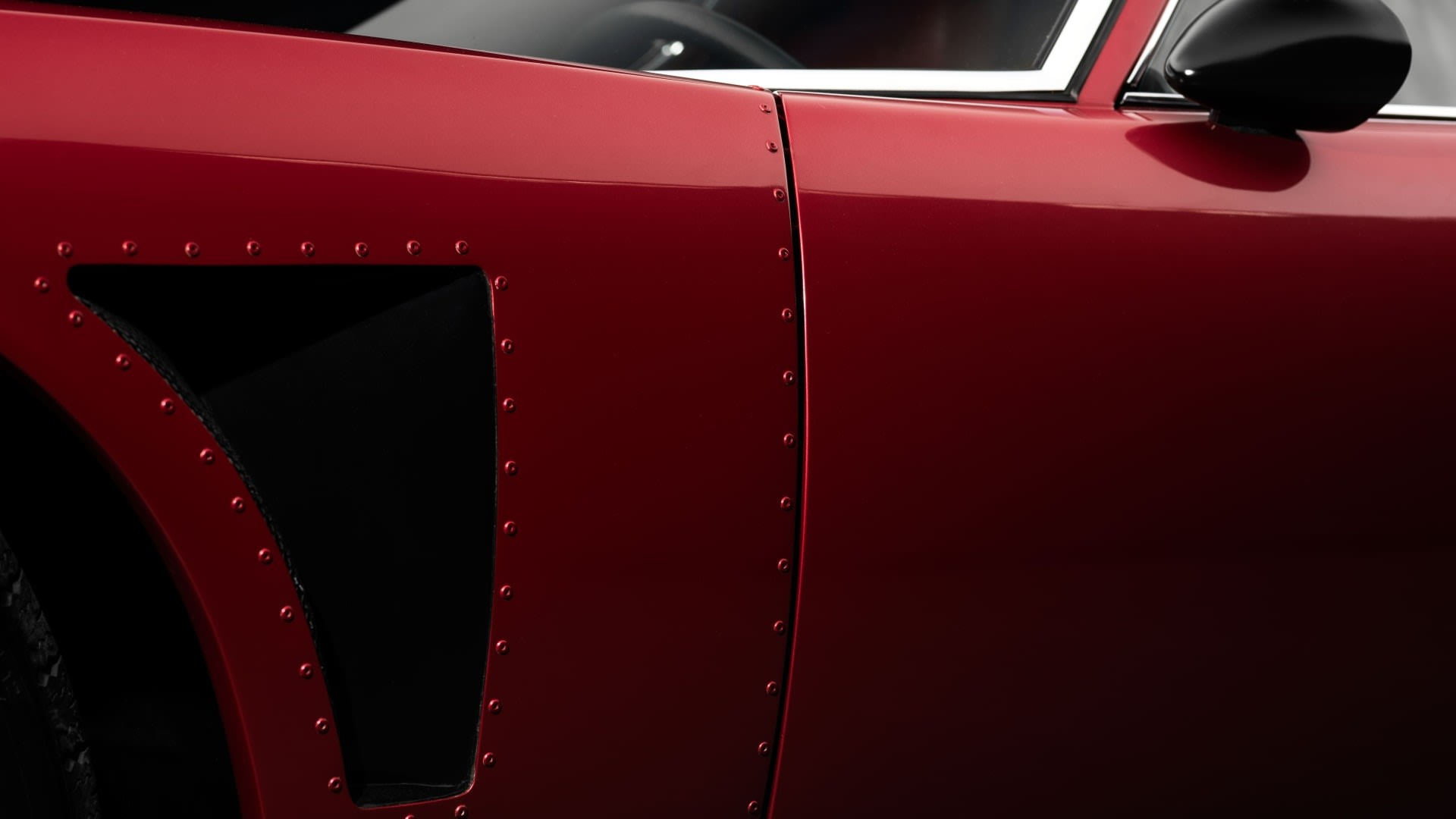 Lamborghini Miura SVJ 1972 года — один из трех выпущенных